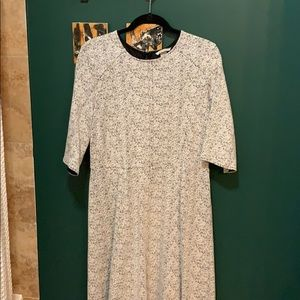 Large never worn h and m dress.